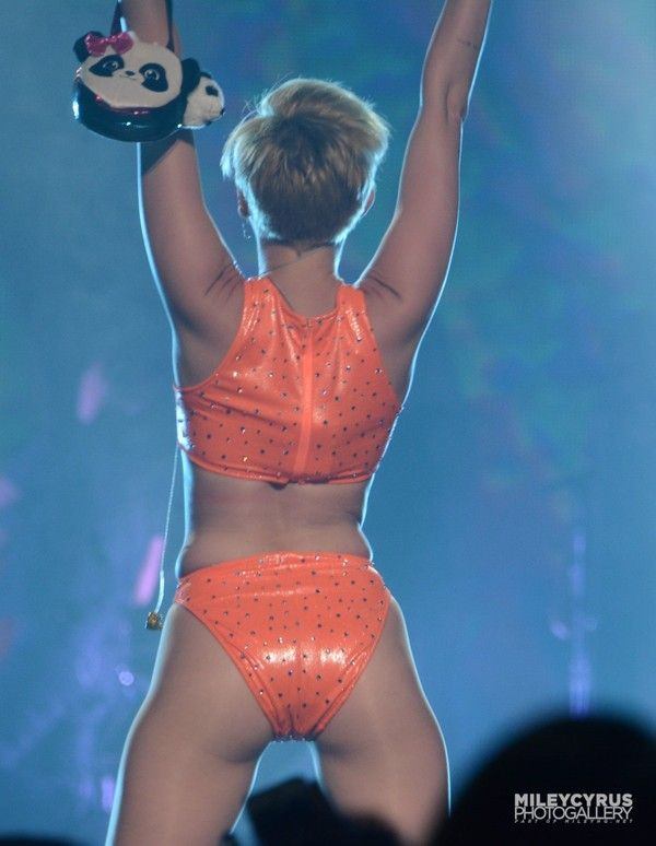 Miley cyrus cul pic