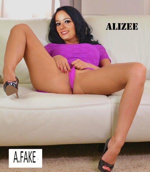 Still alizee nude