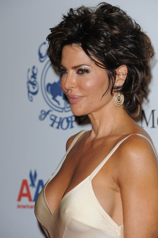 Share your Lisa rinna hot have
