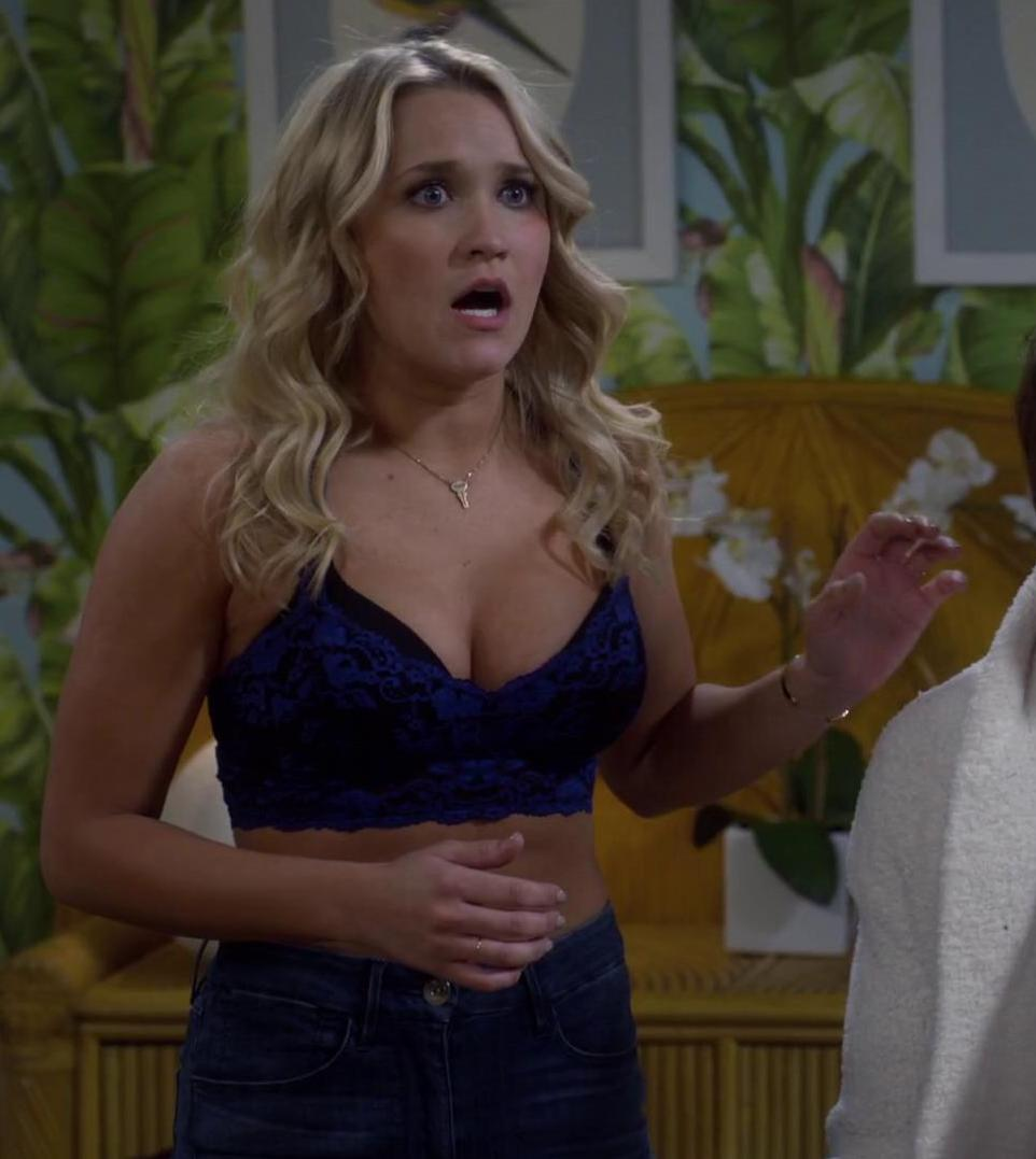 Think, you Young emily osment pussy